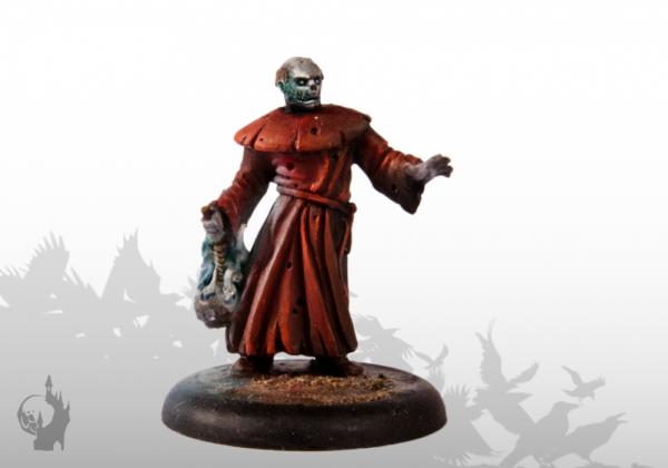 Untoter Mönch