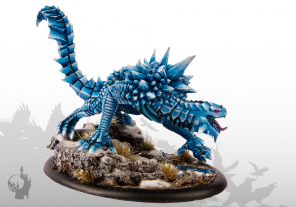 Glacier Dragon