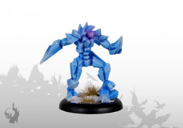 Frost Golem (Model 2)