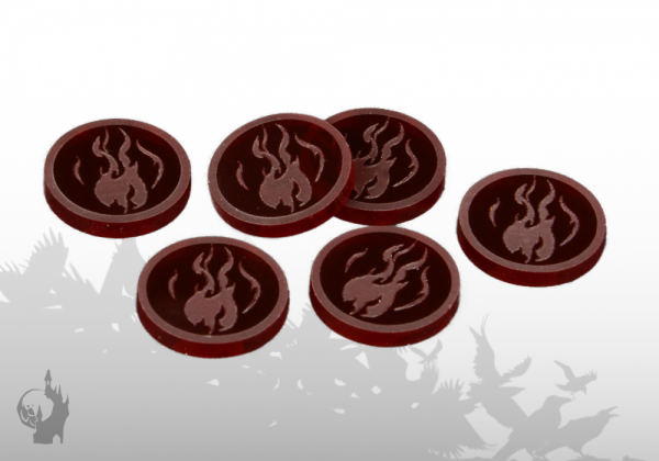 Fire Tokens