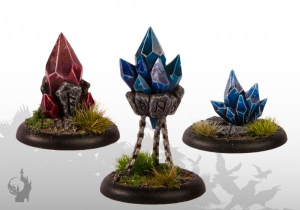 """Mana Crystals """"Runes"""""""